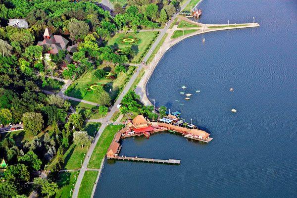 Лечебное озеро Палич