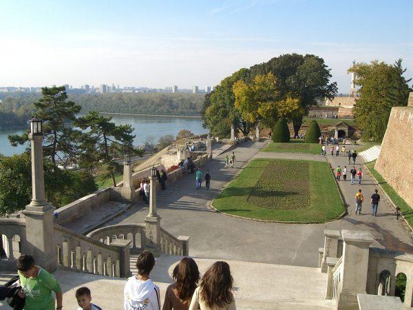 Парк Калемегдан