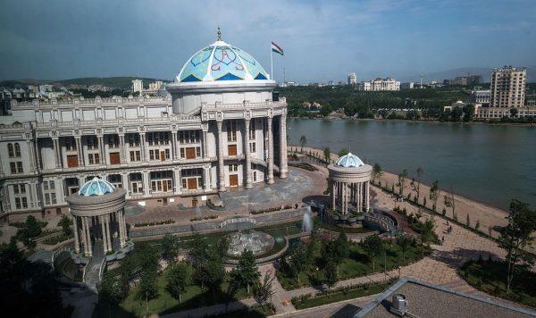 Дворец Навруза, Душанбе