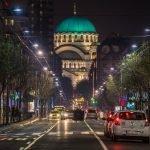 Ночной Белград