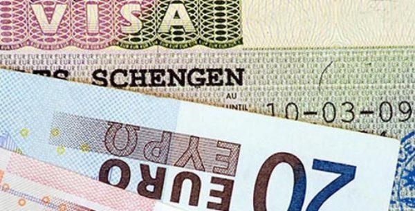 Евро и шенгенская виза