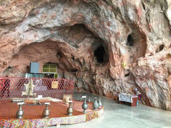 Историко-этнографический музей на горе Сулайман-Тоо