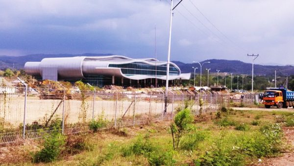 Аэропорт города Бандар-Лабуан