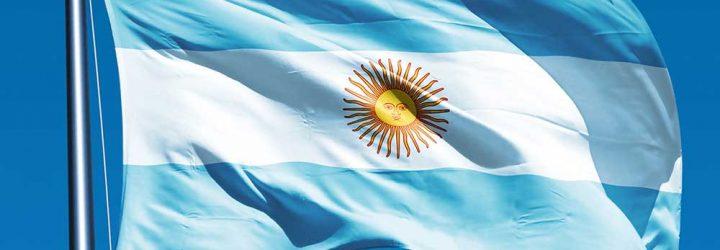 аргентина флаг