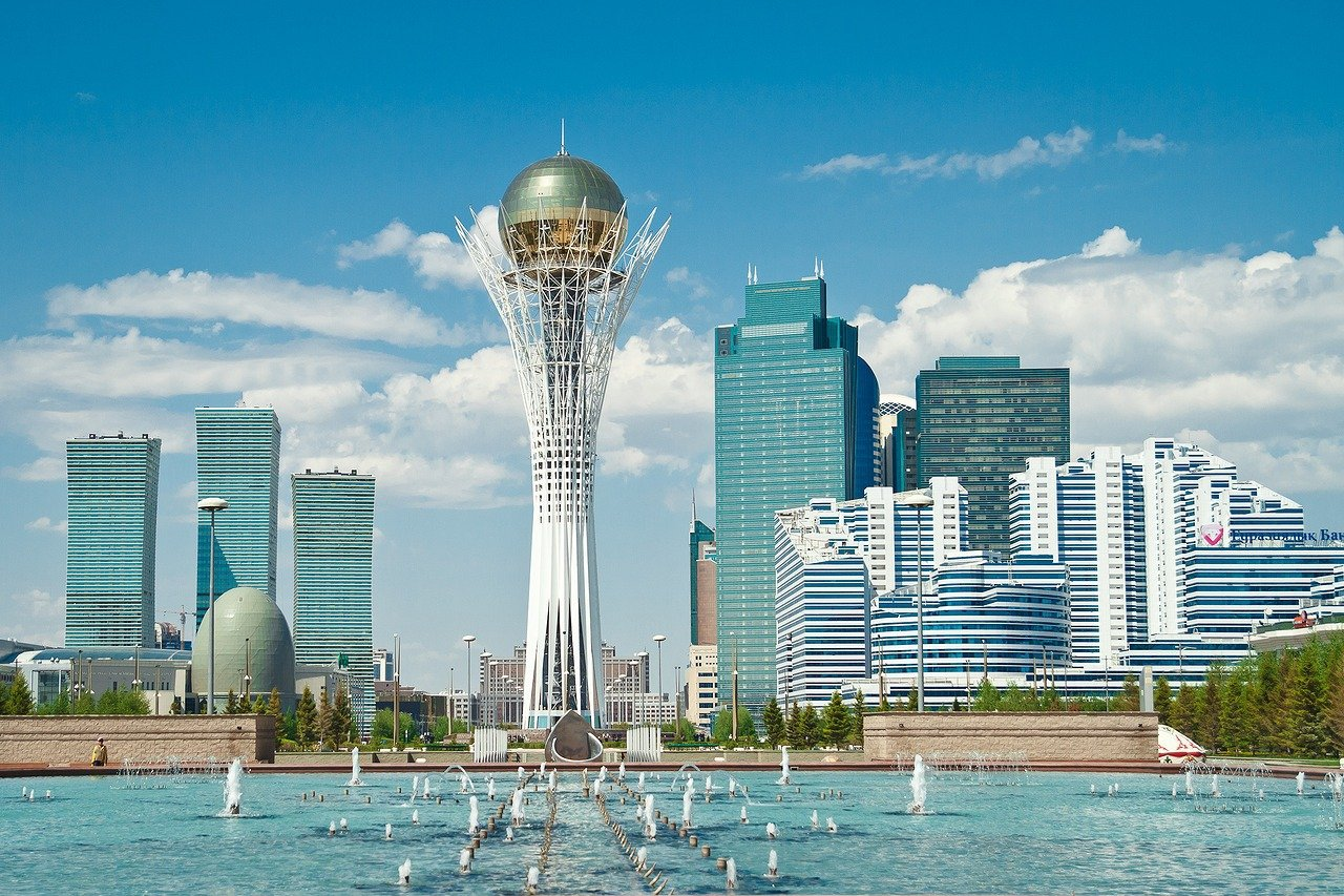 Астана: город мира
