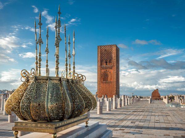 Башня Хасана в Рабате