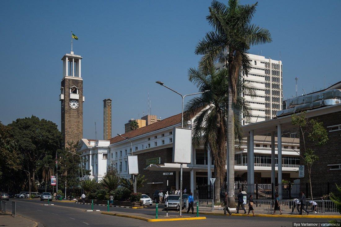 Здание Парламента первого президента Кении рекомендации