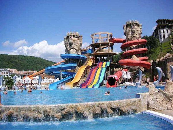 Вариант отдыха в Болгарии