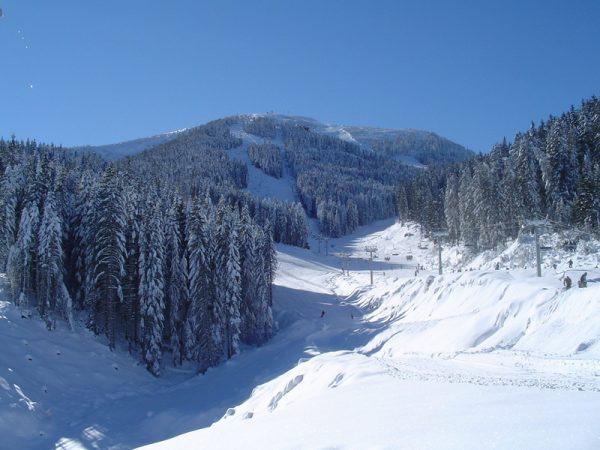 Болгария зимой