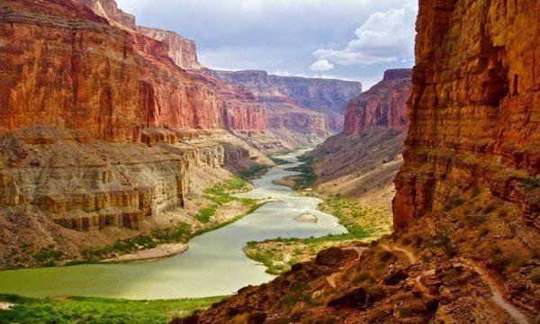 Большой каньон в Америке
