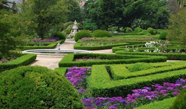 Ботанический сад в Бухаресте