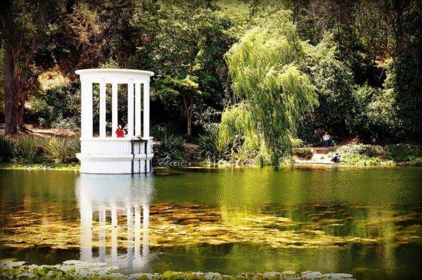 Ботанический сад Винья-дель-Мар