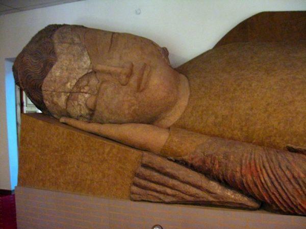 Будда в Нирване