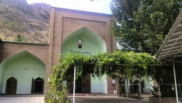 Мечеть Рават-Абдуллахана