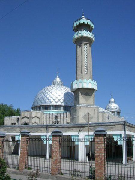 Центральная мечеть Бишкека