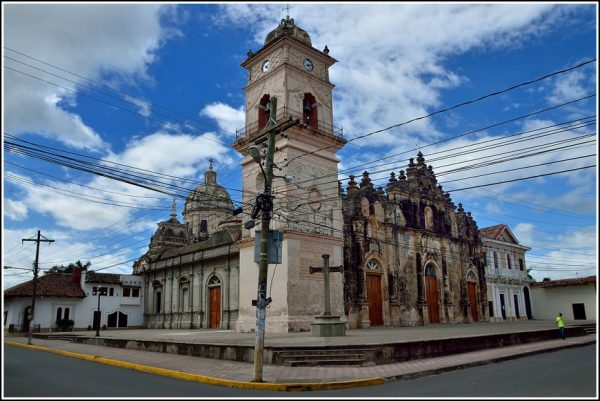 Церковь Ла Мерсед в Гранаде, Никарагуа