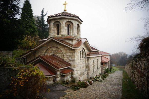 Церковь Святой Петки в Белграде