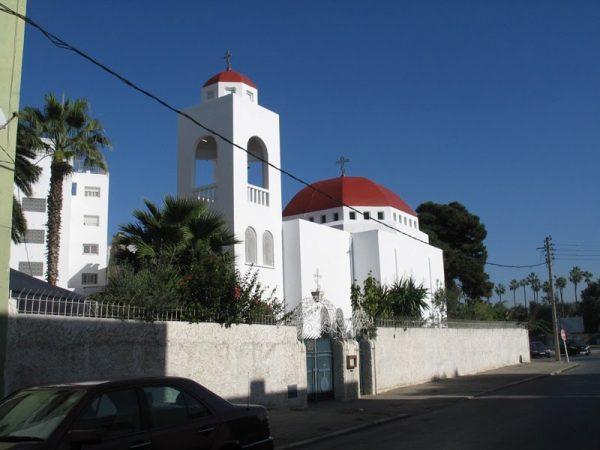 Церковь Воскресения Христова в Рабате