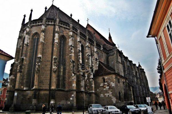Чёрная церковь в Брашове