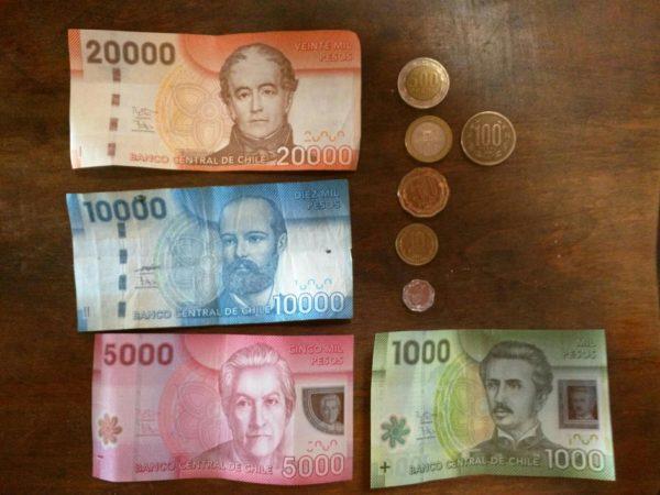 Чилийская валюта