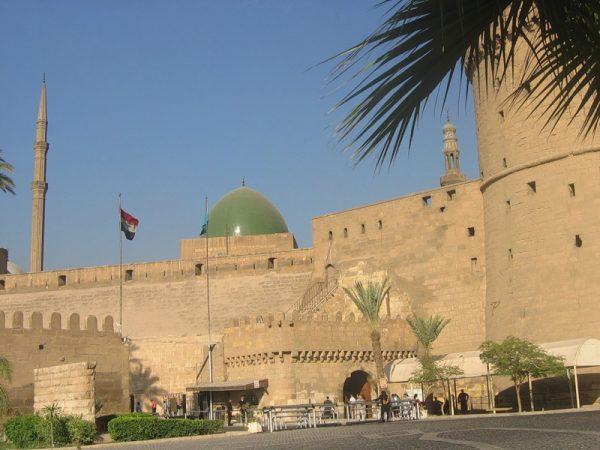 Цитадель Салладина в Каире