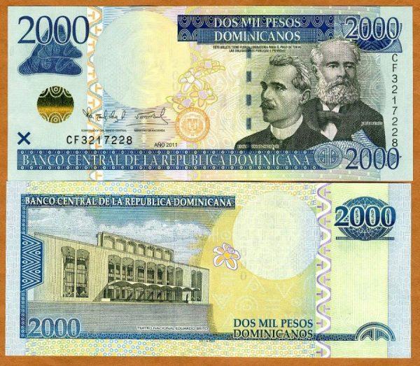 Деньги Доминиканы