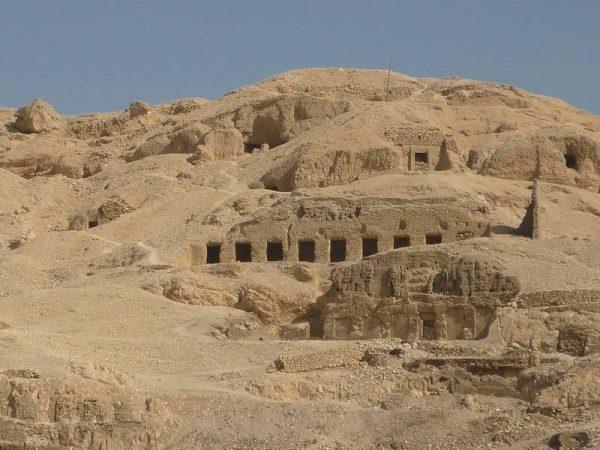 Долина фараонов в Луксоре