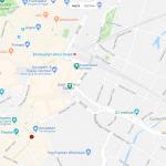 Достопримечательности Бирмингема на карте