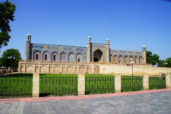 Дворец Худояр-хана в Коканде