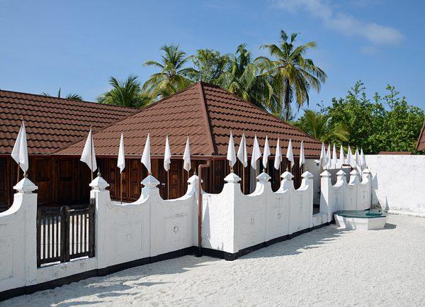Дворец Утиму в Мальдивской республике