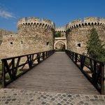 Главные ворота Белградской крепости