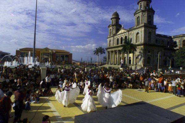 Фестиваль в Манагуа