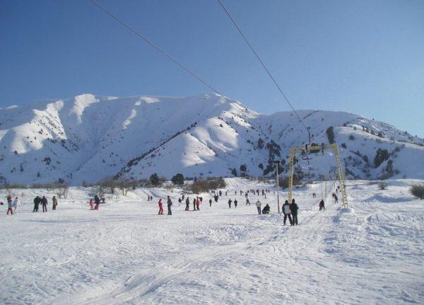 Горнолыжные курорты Узбекистана