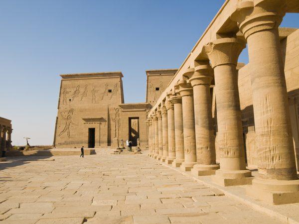 Храм Исиды в Асуане