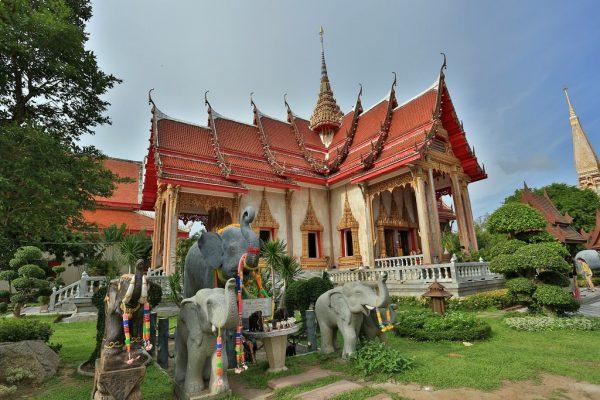 Храм Суван Кхири Кет