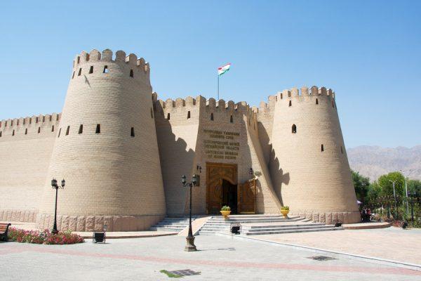 Худжандская крепость