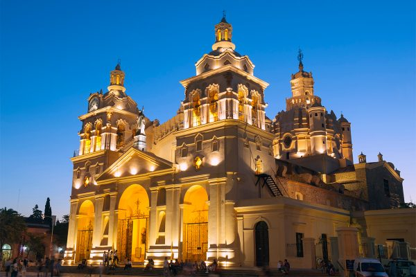 Кафедральный собор в городе Кордова