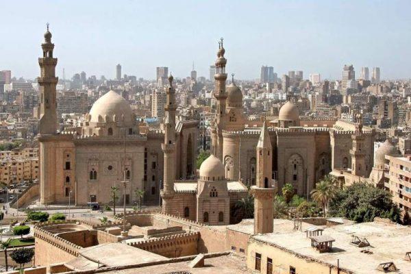 Столица Каир