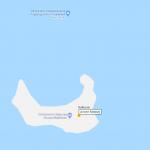 Карта атолла Мииму