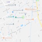 Карта центра города Бальцерс