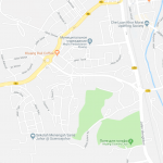 Карта центра Кланга