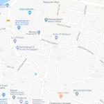 Карта центра Куала-Тренгау