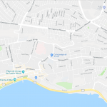 Карта центра Пуэрто-Монта
