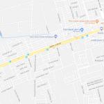 Карта центра Ситиавана