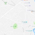 Карта города Бизерты