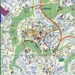 Карта города Люксембурга