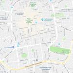 Карта города Санта-Крус-де-ла-Сьерра