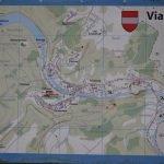Карта города Вианден