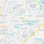 Карта с достопримечательностями Сан-Франциско