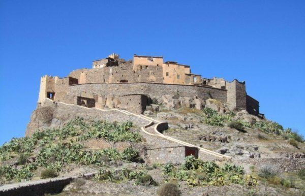 Крепость Касба в Агадире